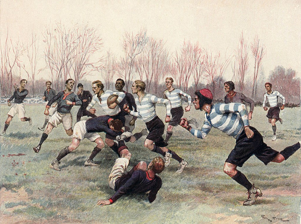 Fotbollsassociationen bildas
