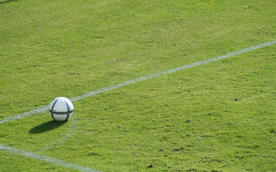Anlägg din egen fotbollsplan